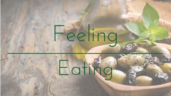 feeling over eating
